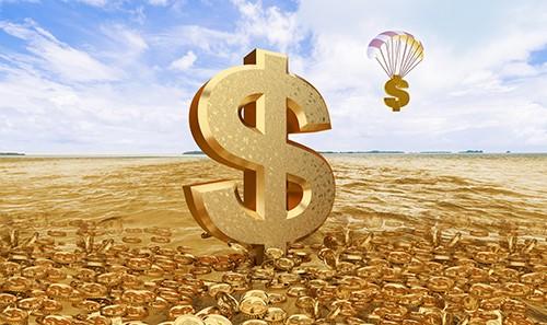 美元指数推高至 92.30,创 2 个月新高