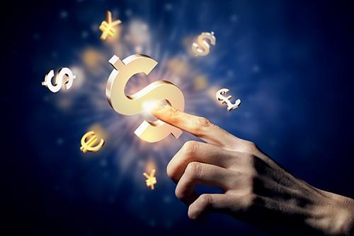 美元指数增加了近期的涨幅并接近近期高点