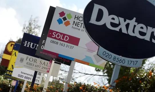 """""""疯狂的买家活动""""将英国房价推至新高"""