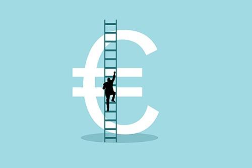 欧元兑日元自四个月低点反弹,刷新盘中高点