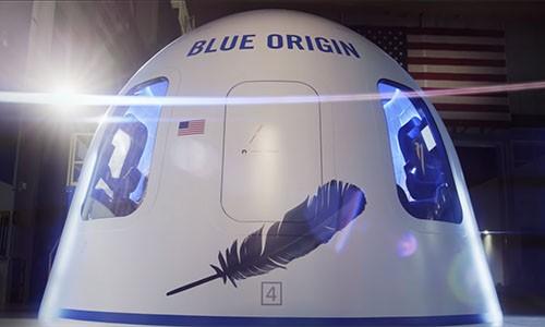 Blue Origin新谢帕德号首次载人发射成功,贝索斯安全返回