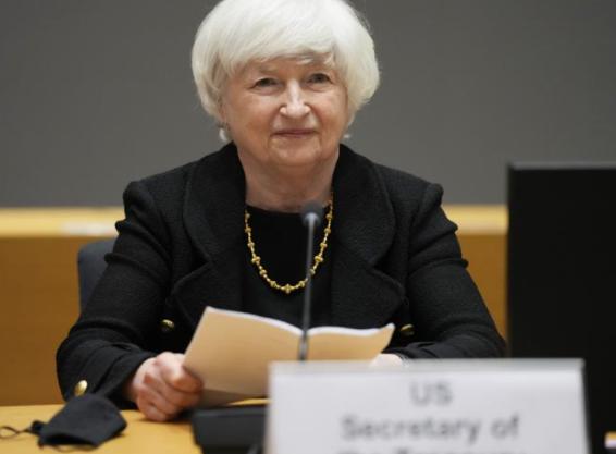 耶伦向美国会概述债务限额紧急措施,防止出现国债违约