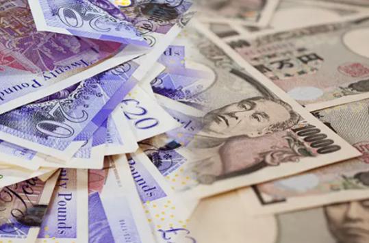 英镑/日元攀升至逾一周高位,进一步突破 152.00