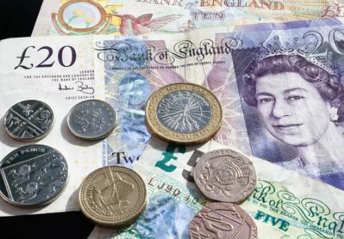 英鎊/美元延續強勁漲幅,連續第二天上漲