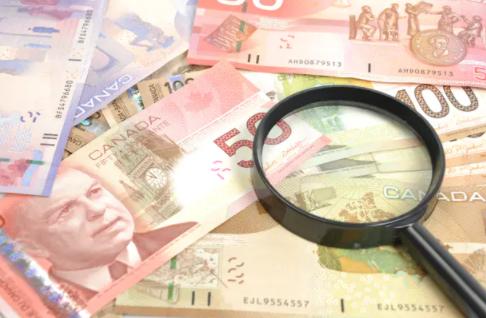 美元兌加元在 1.2650下方仍處于低迷狀態