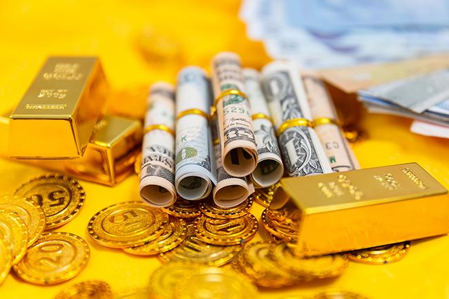 美聯儲計劃提前縮減美元走強,黃金或很難建立看漲理由