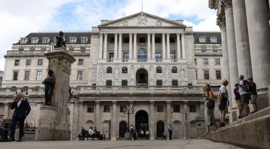 匯豐銀行表示:英國央行利率小組本月可能會采取鷹派傾向
