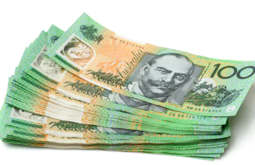 澳元兌美元跌逾 15 點,刷新盤中低點