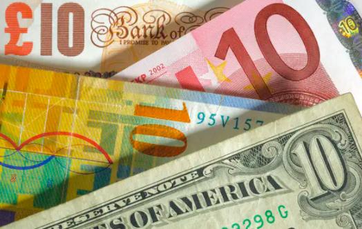 經濟數據讓英鎊和美元成為市場關注的焦點