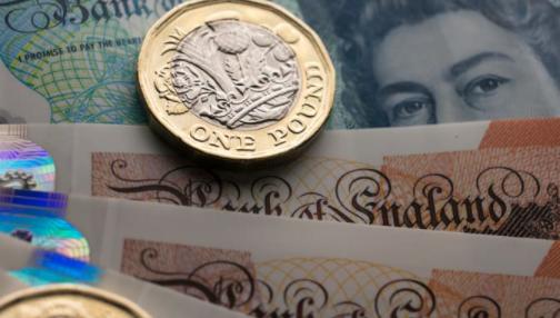 英國央行政策發布后,英鎊/美元躍升至三天高位