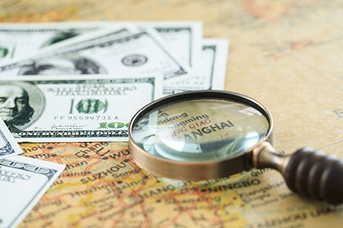 由于美元漲幅減弱,美元兌瑞郎跌破 0.9250