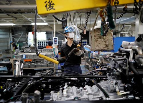由于產出和訂單萎縮,日本 9 月制造業活動增長放緩