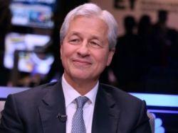 """摩根大通(JPM.US)CEO:比特幣""""一文不值"""",供應鏈問題將轉瞬即逝"""