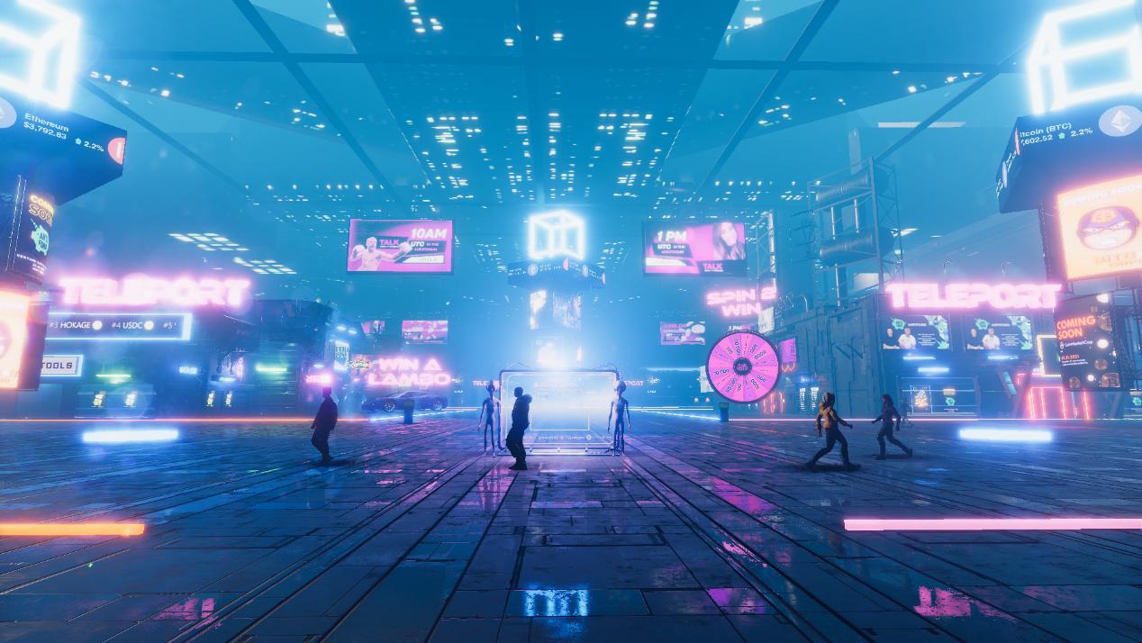 三分鐘速覽元宇宙項目 Bloktopia 應用場景與代幣經濟模型