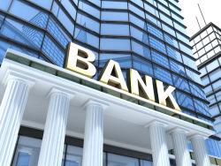 銀行股多數走低,德意志銀行(DB.US)跌超3%