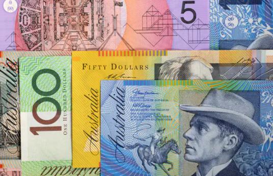 澳元/美元吸引逢低買盤,回升至數周高位